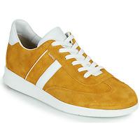 Scarpe Uomo Sneakers basse Lloyd BURT Mostarda