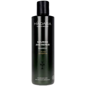 Bellezza Shampoo Mádara Organic Skincare Nourish And Repair Shampoo