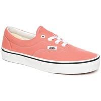 Scarpe Donna Sneakers basse Vans ERA rose VN0A4U391UL Rosa