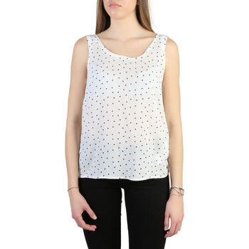 Abbigliamento Donna Top / Blusa Armani jeans - c5022_zb Bianco