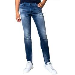 Abbigliamento Uomo Jeans skynny Antony Morato mmdt00235-fa750263 Blu