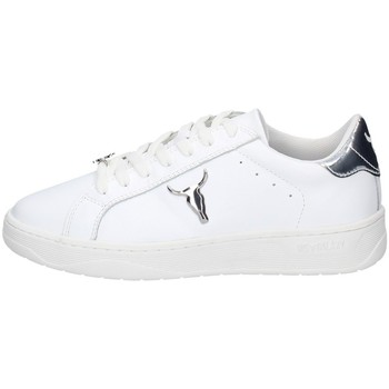 Scarpe Donna Sneakers basse Windsor Smith GALAXY-W BRAVE BIANCO