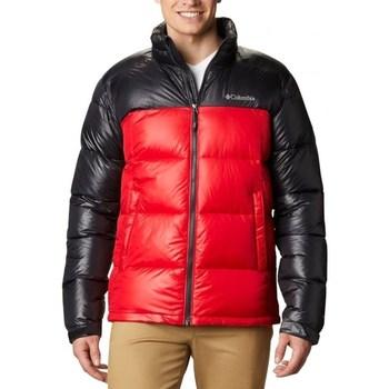 Abbigliamento Uomo Piumini Columbia Pike Lake Jacket Nero,Rosso