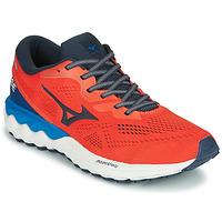 Scarpe Uomo Running / Trail Mizuno WAVE SKY RISE 2 Rosso