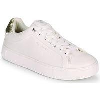 Scarpe Donna Sneakers basse Pepe jeans ADAMS MOLLY Bianco / Oro