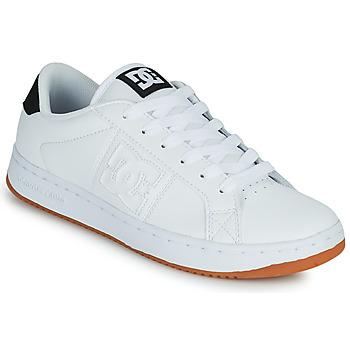 Scarpe Uomo Scarpe da Skate DC Shoes STRIKER Bianco / Nero