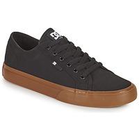 Scarpe Uomo Scarpe da Skate DC Shoes MANUAL Nero / Gum
