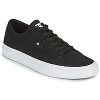 Scarpe Uomo Scarpe da Skate DC Shoes MANUAL Nero / Bianco