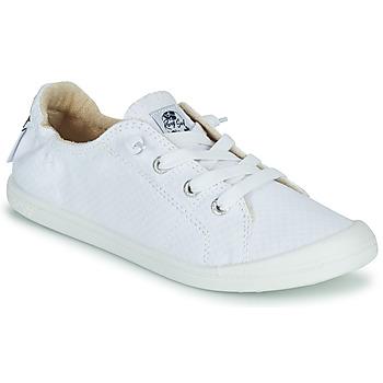 Scarpe Donna Sneakers basse Roxy BAYSHORE III Bianco