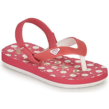 Scarpe Bambina Infradito Roxy TW TAHITI VI Rosa