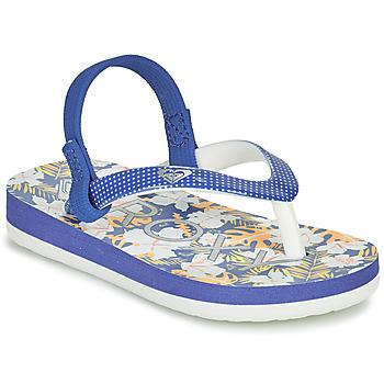 Scarpe Bambina Infradito Roxy TW PEBBLES VI Blu