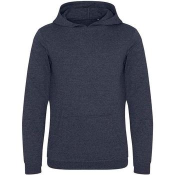 Abbigliamento Uomo Felpe Ecologie EA040 Carbone