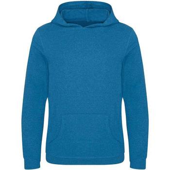 Abbigliamento Uomo Felpe Ecologie EA040 Blu Inchiostro