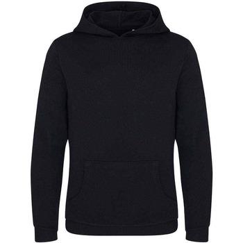 Abbigliamento Uomo Felpe Ecologie EA040 Nero