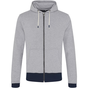 Abbigliamento Uomo Felpe Ecologie EA051 Screziato/Blu Navy
