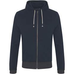 Abbigliamento Uomo Felpe Ecologie EA051 Blu Navy/Carbone