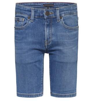 Abbigliamento Bambino Shorts / Bermuda Tommy Hilfiger KAHUI Blu