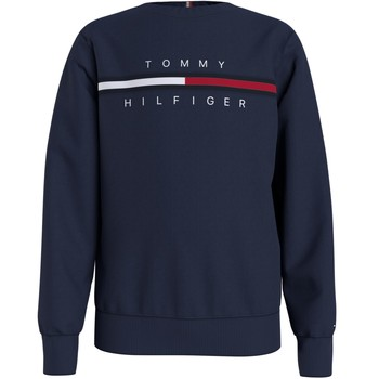 Abbigliamento Bambino Felpe Tommy Hilfiger KB0KB06568-C87 Marine