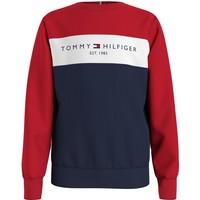 Abbigliamento Bambino Felpe Tommy Hilfiger KB0KB06596-0SM Multicolore