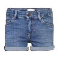 Abbigliamento Bambina Shorts / Bermuda Tommy Hilfiger KG0KG05773-1A4 Blu