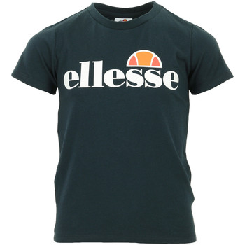 Abbigliamento Unisex bambino T-shirt maniche corte Ellesse Malia Tee Jr Blu