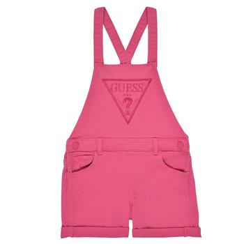 Abbigliamento Bambina Tuta jumpsuit / Salopette Guess K1GK10-WB5Z0-JLPK Rosa