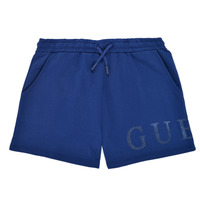 Abbigliamento Bambina Shorts / Bermuda Guess J1GD00-KAN00-PSBL Marine