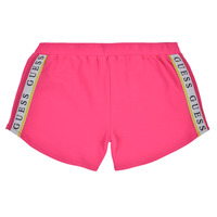 Abbigliamento Bambina Shorts / Bermuda Guess J1GD12-KAE20-JLPK Rosa
