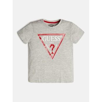 Abbigliamento Bambino T-shirt maniche corte Guess L73I55-K5M20-M90 Grigio
