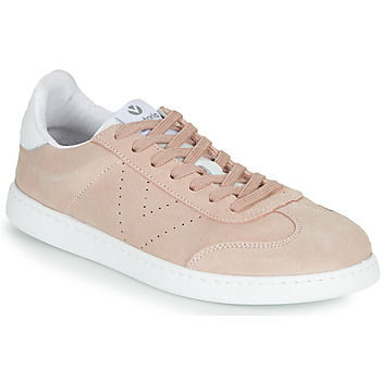 Scarpe Unisex bambino Sneakers basse Victoria Tribu Rosa