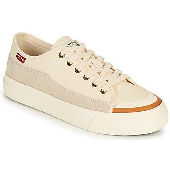 Scarpe Donna Sneakers basse Levi's SQUARE LOW S Bianco