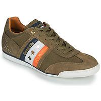 Scarpe Uomo Sneakers basse Pantofola d'Oro IMOLA CANVAS UOMO LOW Kaki