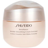 Bellezza Donna Antietà & Antirughe Shiseido Benefiance Wrinkle Smoothing Cream Enriched  75 ml