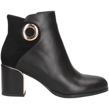 Scarpe Donna Stivaletti Exé Shoes F1870-N77 NERO