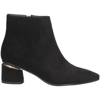 Scarpe Donna Stivaletti Exé Shoes K1515-2253 NERO