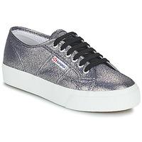 Scarpe Donna Sneakers basse Superga 2730 LAMEW Argento