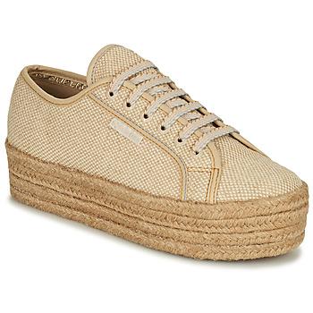 Scarpe Donna Sneakers basse Superga 2790 JUTECOTROPEW Beige