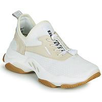 Scarpe Donna Sneakers basse Steve Madden MATCH Bianco / Beige