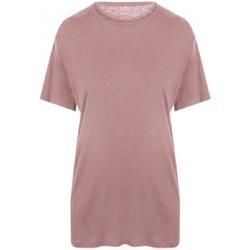 Abbigliamento Uomo T-shirt maniche corte Ecologie EA002 Rosso