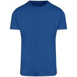 Abbigliamento Uomo T-shirt maniche corte Ecologie EA004 Blu reale