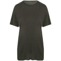 Abbigliamento Uomo T-shirt maniche corte Ecologie EA002 Verde