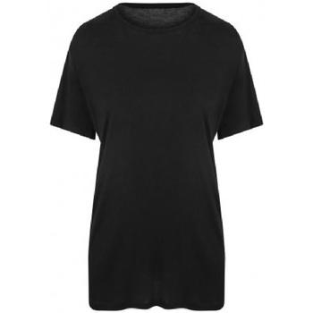 Abbigliamento Uomo T-shirt maniche corte Ecologie EA002 Nero