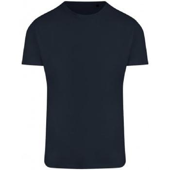 Abbigliamento Uomo T-shirt maniche corte Ecologie EA004 Blu