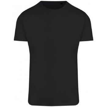 Abbigliamento Uomo T-shirt maniche corte Ecologie EA004 Nero