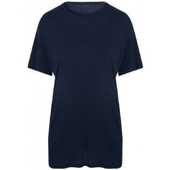 Abbigliamento Uomo T-shirt maniche corte Ecologie EA002 Blu navy