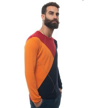 Abbigliamento Uomo Maglioni U.S Polo Assn. 59255-52932575 Blu-arancio