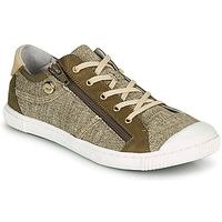 Scarpe Donna Sneakers basse Pataugas BOMY F2G Oro / Kaki