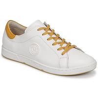 Scarpe Donna Sneakers basse Pataugas JAYO F2G Bianco / Ocre