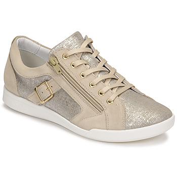 Scarpe Donna Sneakers basse Pataugas PAULINE/T F2G Beige / Oro