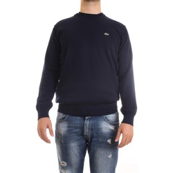 Abbigliamento Uomo Maglioni Lacoste AH2193 00 Maglia Uomo blu blu